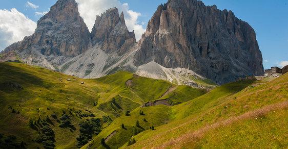 Kde v Dolomitech potkáte Messnera a sněžného muže