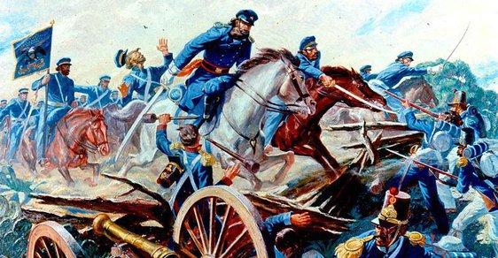 Před 170 lety americký Kongres vyhlásil válku Mexiku