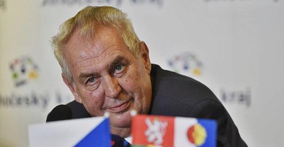 Prezident Miloš Zeman podepsal zákon o přísnější regulaci hazardu.