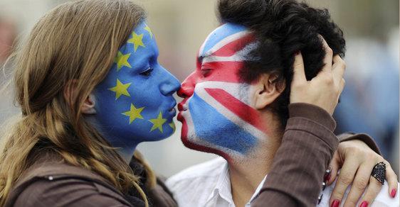 Z doby referenda o vystoupení Británie z EU