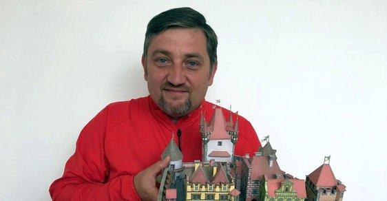 Youtuber Jaroslav Kovář