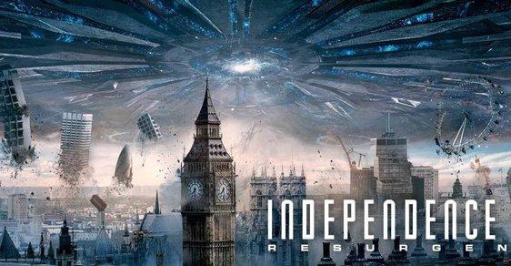 Den nezávislosti 2: Kolik klišé se dá narvat do jednoho velkofilmu?
