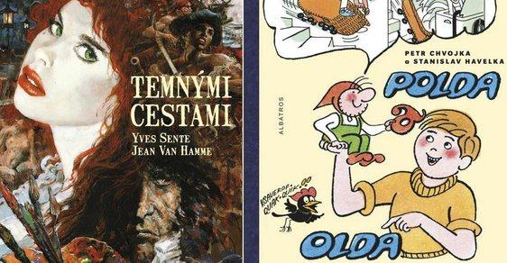 Komiksy na léto: Romantika, horor i nostalgie