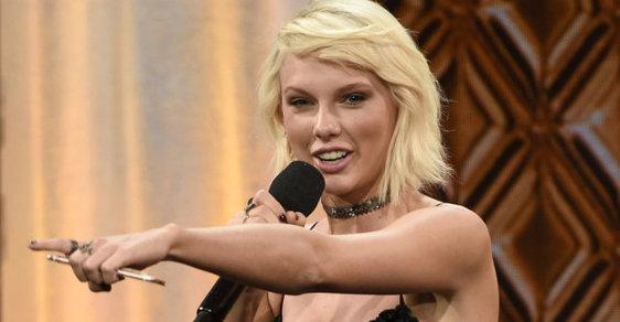 Podle Forbesu si zpěvačka Taylor Swiftová za poslední rok vydělala zhruba 170 milionů dolarů.