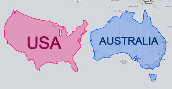 Mapy, po jejichž zhlédnutí budete opravdu překvapeni