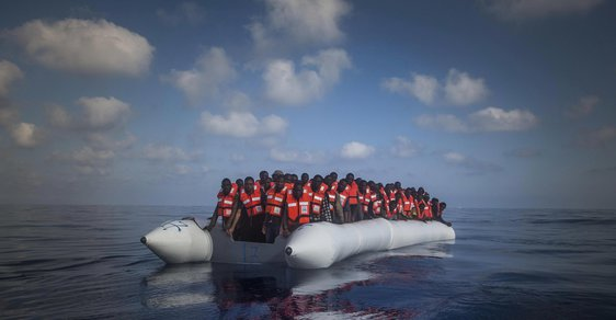 Tajný dokument: EU zřídí centra pro uprchlíky na severu Afriky a bude vracet ekonomické migranty