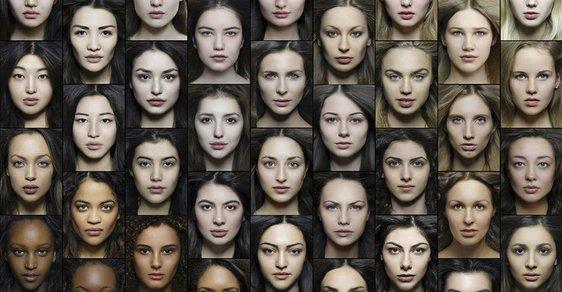 Ženská krása nezná státní příslušnost