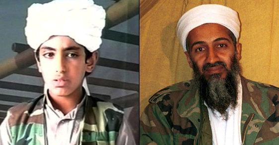 Syn teroristy bin Ládina vyzval nepřímo i k útokům na Čechy, ale hlavně na Rusy, Američany a Židy