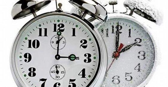 Změna času - ilustrační foto