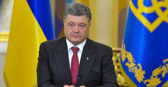 Porošenko chce vyhlásit válečný stav, sejde se OSN i NATO. Jen manévry před volbami, tvrdí Rusko