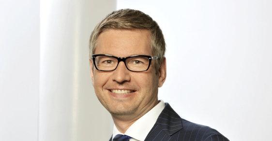 Miroslav Řezník, předseda představenstva OVB.