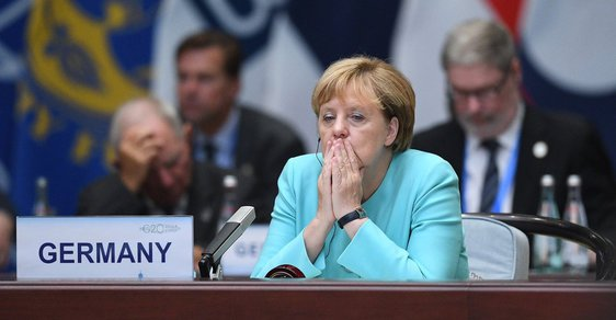 Nejdůležitější volby roku budou 24. září v Německu, suverénně vede Merkelová