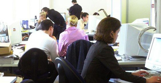 Open space většinou vztahy mezi kolegy na pracovišti nezlepší