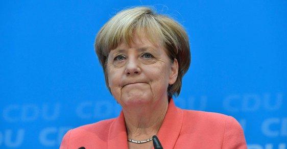 Angela Merkelová - ilustrační snímek