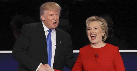 Měsíc před volbami je v Americe vše otevřené