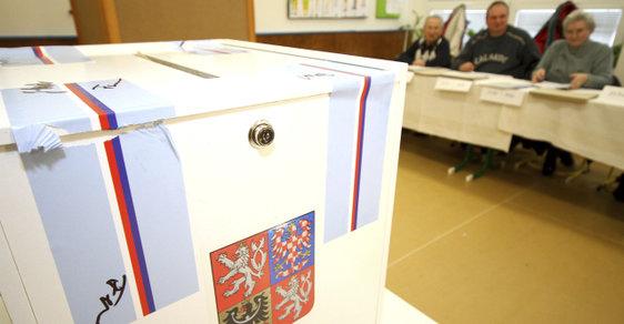 Volební místnosti se otevírají už 20. října