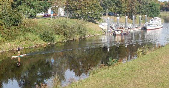 Kontroverzní vltavská vodní cesta: projeli jsme ji z Budějovic k Týnu, podívejte se