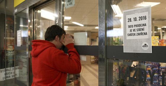 Lidovci chtějí zavřít obchody během všech státních svátků