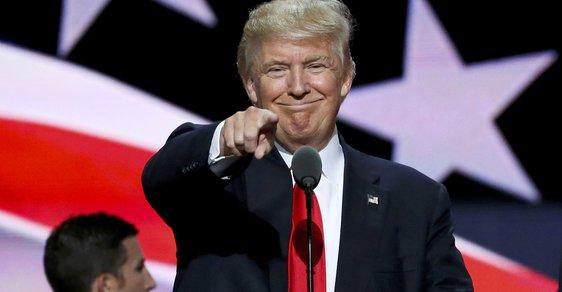 """Nejstarší a nejbohatší. 5 """"nej"""" nového amerického prezidenta"""
