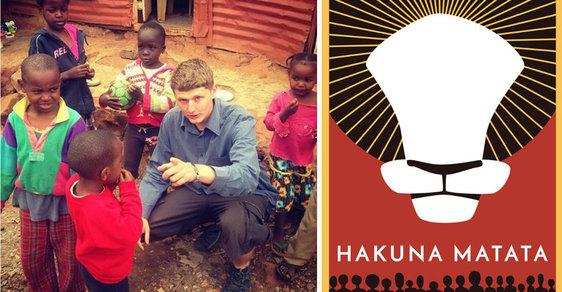 Kniha, která dokáže něco změnit: Hakuna Matata – příběhy, které dělají radost i pomáhají