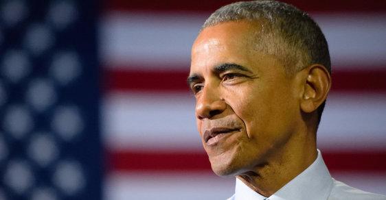 Obama byl fantastický řečník. Tuto velkolepou podívanou ale často provázela prázdnota