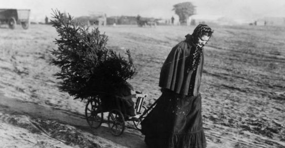 Počátky moderního způsobu slavení Vánoc je třeba hledat ve viktoriánské Anglii.
