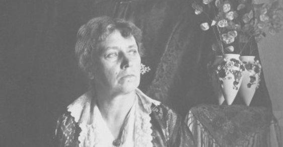 Božena Viková-Kunětická byla první poslankyní