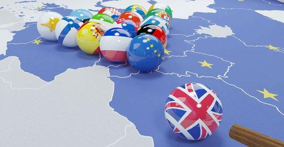 Většina Britů podporuje tvrdé plány na odchod země z EU, Češi žijící na ostrovech se ale nemají čeho bát