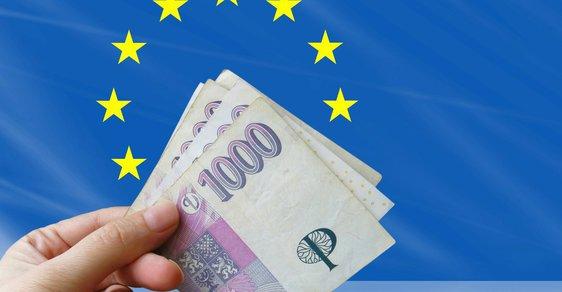 Každý den je v Česku přiděleno tisíc dotací