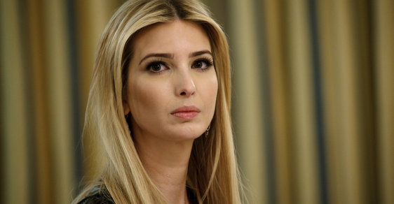 Ivanka Trump - dcera Donalda Trumpa je podle Steva Bannona hloupá