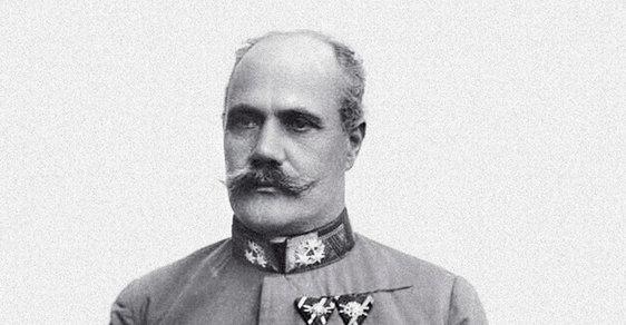 Generálplukovník Karel Křítek (Carl Křitek) si získal ostruhy naseverovýchodní (ruské) frontě