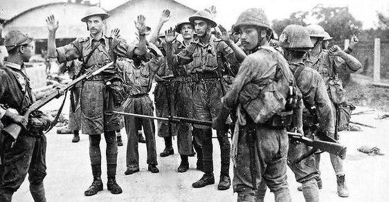 Pád Singapuru: Před 75 lety utrpěla Británie nejpotupnější porážku ve své historii