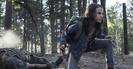 LOGAN: WOLVERINE - Muži jsou chabrusové jednou nohou v hrobě, vraždící holčičky jsou super!
