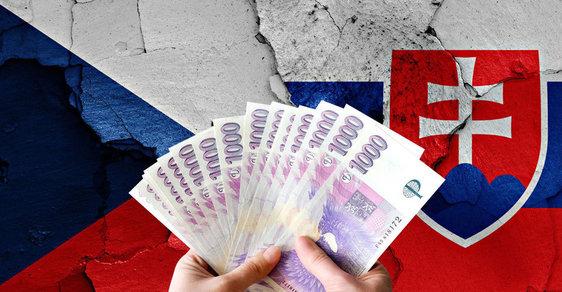 Češi jsou nejbohatší ve východní Evropě