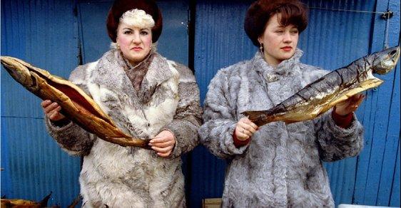 Jak to vypadalo, když se rozpadl Sovětský svaz? Působivé snímky vám oživí nedávnou historii