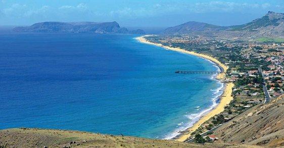 Porto Santo: Vydejte se s námi tam, kde končí Evropa