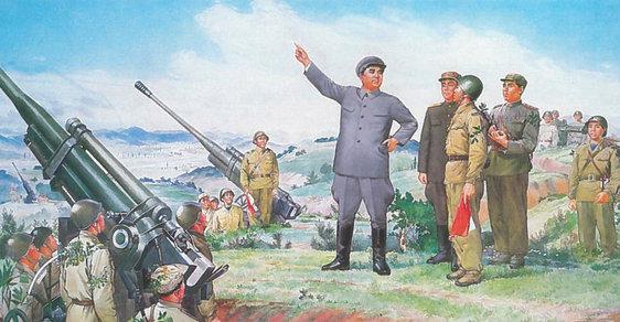 Vůdce lidu: Jak severokorejská propaganda neuvěřitelně ukazuje život zakladatele KLDR Kim Ir-sena