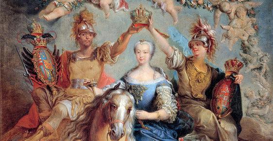 Marie Terezie: Čechy nedám! Jak habsburská panovnice ovlivnila chod dějin i vlastní monarchii