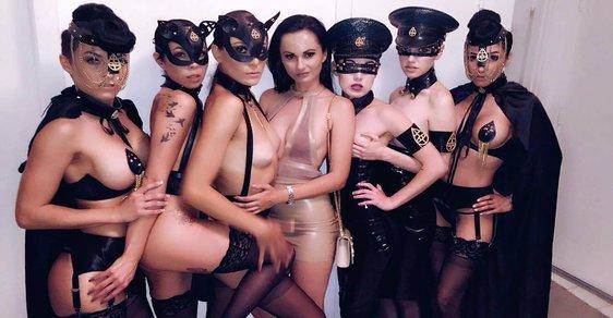 orgie klubu sex