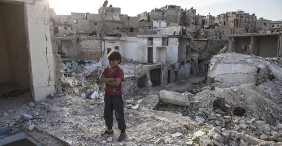 Trumpova mise na obranu Syřanů. Ale jen těch vybraných