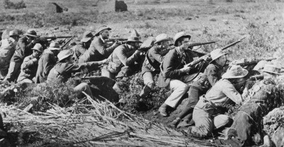 Před 115 lety skončila druhá búrská válka