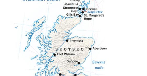 Vsechna Rocni Obdobi Za Pet Dnu Na Skotskem Souostrovi Orkneje To