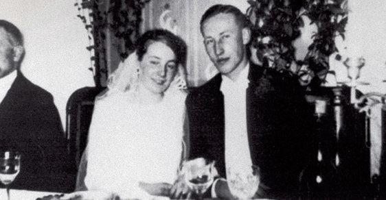 Lina Heydrichová: Na Pražském hradě si připadala jako princezna v pohádkové zemi. Věřila, že se vrátí