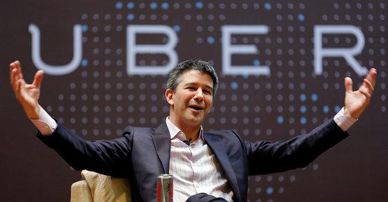 Bývalý šéf Uberu prodá necelou třetinu svého podílu