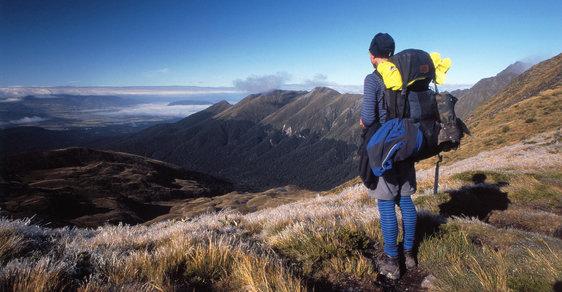 """Nový Zéland: Náš turista, náš pán. To je hlavní motto obyvatel země """"lidu Kiwis"""""""