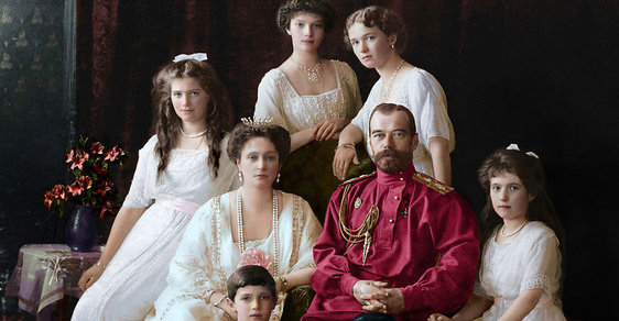 Carský masakr v Jekatěrinburgu. Před 100 lety bolševici zavraždili ... 5fefc2bc11