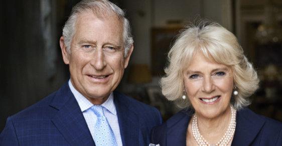 Prince Charles s manželkou Camillou