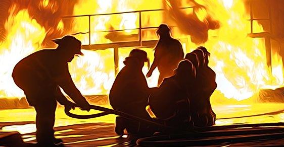 Za zdmi psychiatrické léčebny uhořelo 55 lidí. Od zapomenuté polské tragédie uběhlo 40 let