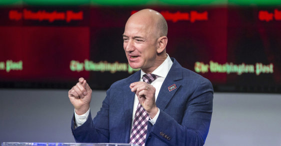 Seznamte se: Jeff Bezos, nový nejbohatší muž planety