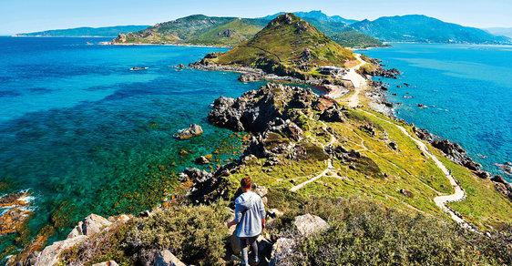 Máte toulavé boty? Obujte je na Korsice a poznejte tento báječný ostrov plný krás!
